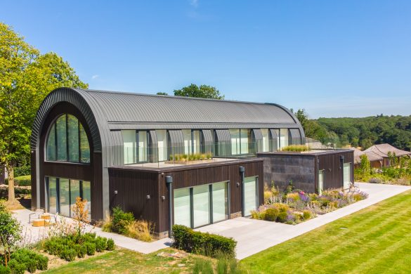 Fully Supported Metal - Ludgate House - Richardson Roofing Co Ltd