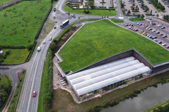 Fantastic projects shortlisted for UK Roofing Awards 2019
