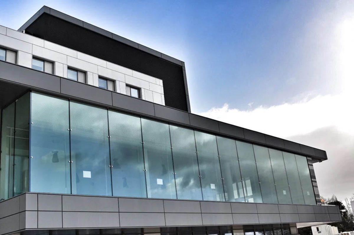 SCCC Cwmbran Critical Care Facility
