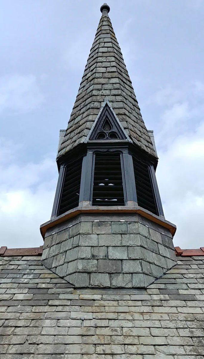 Village Hall Turret
